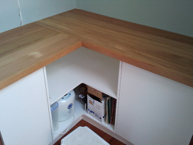 custommade bench tops