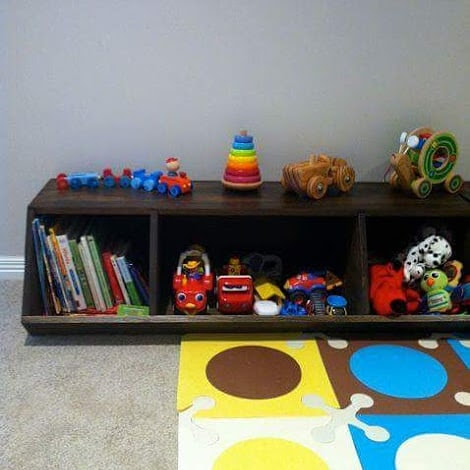 custom made toy box